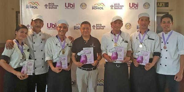 The Bellevue Resort Bohol, Over All Cookfest Champion on the 16th UBI Festival