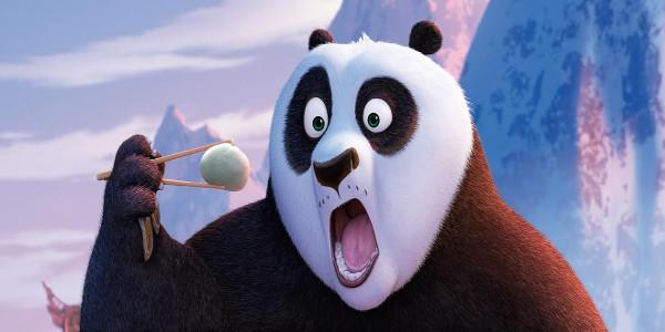 "Jack Black, Angelina Jolie kids and Dustin Hoffman's grandson voices in ""Kung Fu Panda 3"""