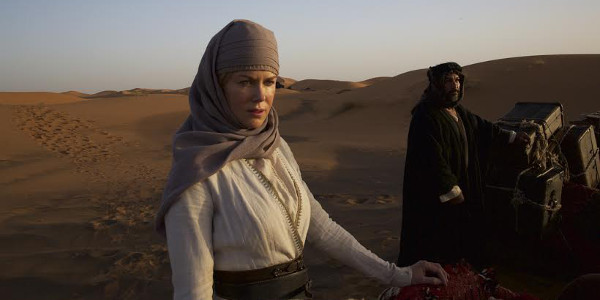"Shaping Iraq in ""Queen of the Desert"" at Ayala Malls Cinemas"