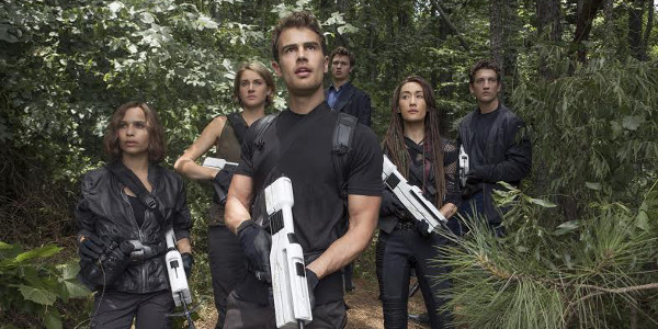 Heightened Pulse-Pounding Escape and Survival in The Divergent Series: Allegiant
