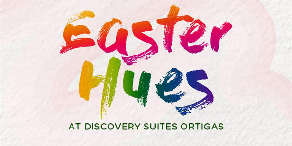 Easter Hues at Discovery Suites Ortigas