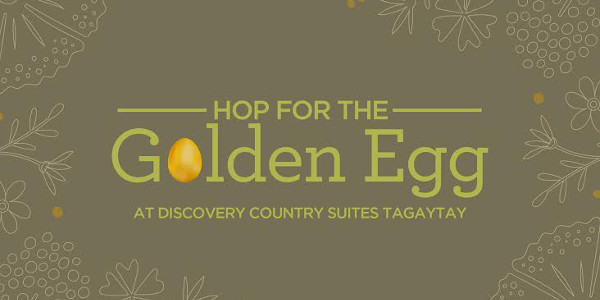 Hop, Hop, and Away at Discovery Country Suites Tagaytay