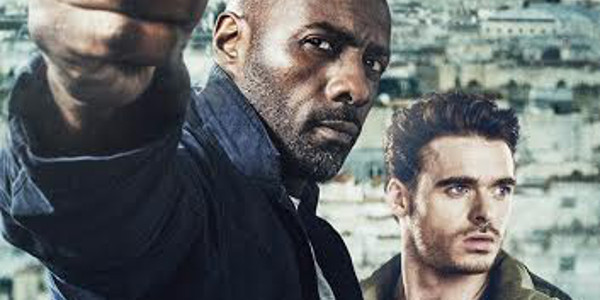 Non-stop breakneck action in Bastille Day starring Idris Elba and Richard Madden