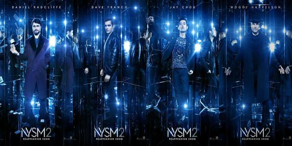Spellbinding tricks back in Now You See Mee 2 this June 15 in cinemas Nationwide