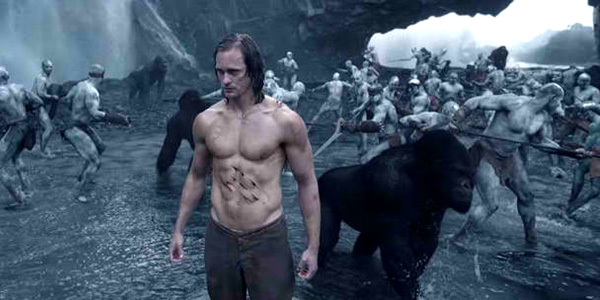New 'The Legend of Tarzan' Trailer Swings Online