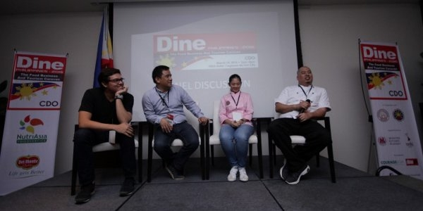 Read more about the article Dine Philippines – Cagayan de Oro Last March 14