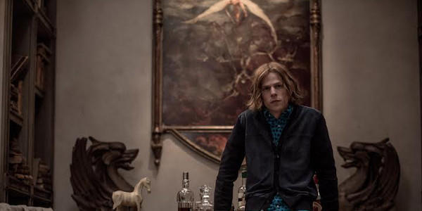 """Read more about the article Eisenberg Adds Sinister Humor to Lex Luthor in """"Batman v Superman"""""""