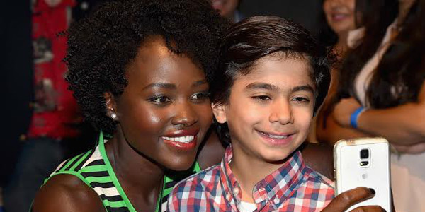 Lupita Nyong'o Lends Voice to Wolf, Raksha, in The Jungle Book