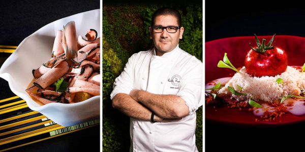 """Read more about the article Experience """"Dinner with the Stars"""" with 2-Michelin Starred Chef Dani Garcia"""