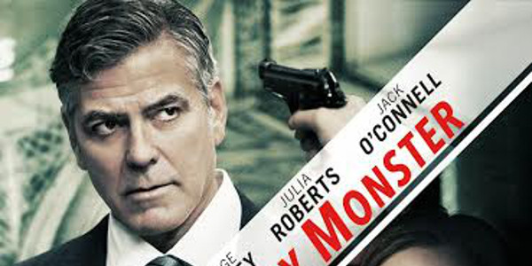"""Read more about the article New Poster Up for Clooney-Julia Starrer, """"Money Monster"""""""