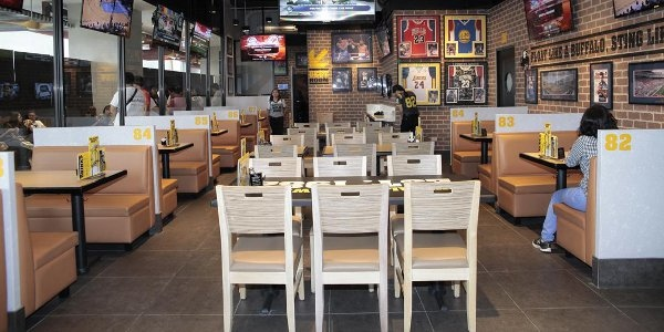 Buffalo Wild Wings Gets Wilder… Opens New Branch at Uptown Mall