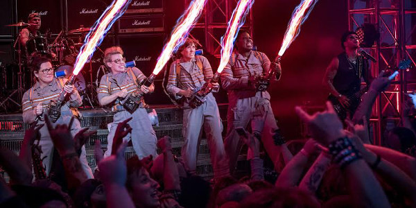 """""""Ghostbusters"""" Unveils New Action-Packed Image"""
