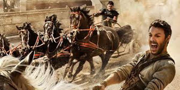 "Action-Adventure ""Ben-Hur"" Reveals International Poster"