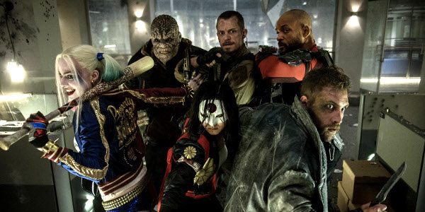Baddies Have Fun as 'Suicide Squad' Rolls Out New Trailer