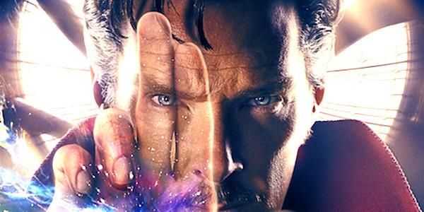 Witness the Sorcerer Supreme in Action in 1st 'Doctor Strange' Trailer