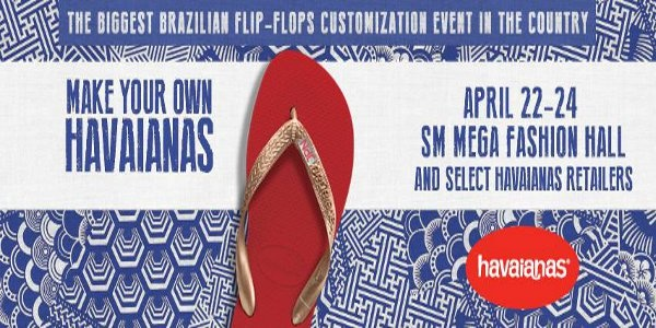 bbc617461391 Make Your Own Havaianas 2016