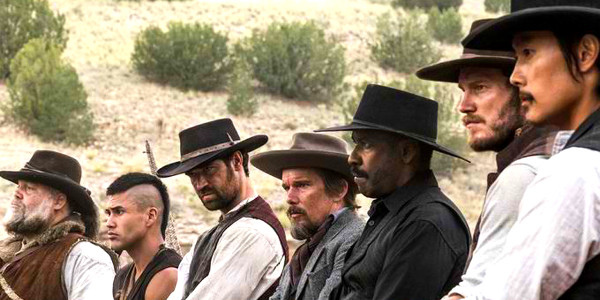 Action-Thriller 'The Magnificent Seven' launches First Trailer