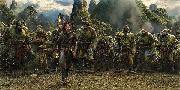 Global Phenomenon Warcraft Takes Flight
