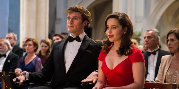 "Romantic Bestseller ""Me Before You"" Now a Big Screen Tearjerker"