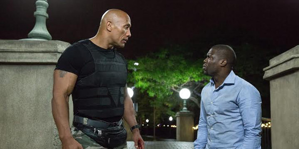 Difference in Size Matters in Action-Comedy 'Central Intelligence'