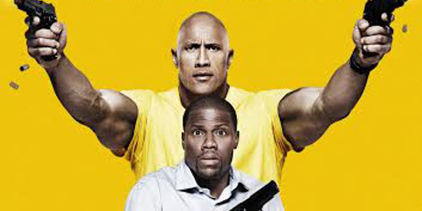 """Spy Action-Comedy """"Central Intelligence"""" Gets a New Poster"""