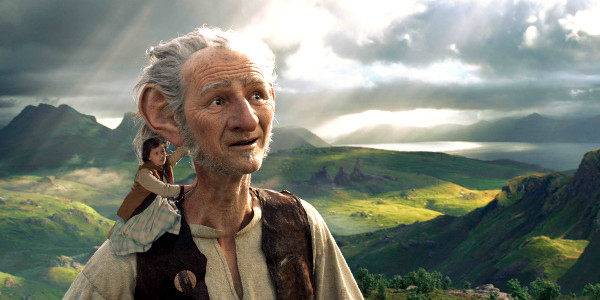 Fantasy Adventure 'The BFG' Launches New Trailer, Poster
