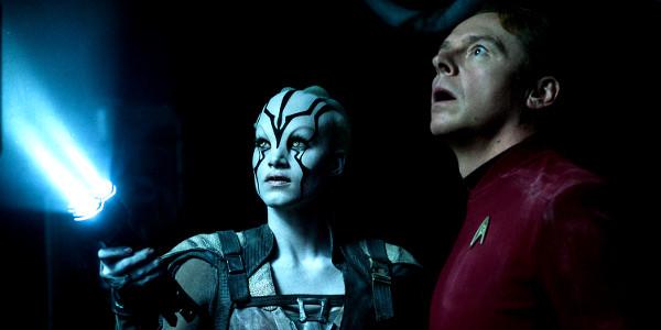 Enterprise Crew Explores the Unknown in New 'Star Trek Beyond' Trailer