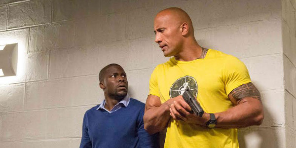 """Unlikely Friends, Accidental Partners in """"Central Intelligence"""""""