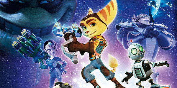 'Ratchet & Clank' Can't Escape the Video Game Paradigm