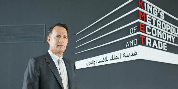 Tom Hanks Is Back in A Hologram For The King