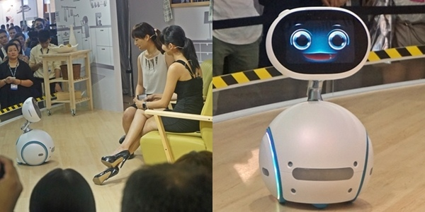 Read more about the article Asus' Zenbo is the cutest robot assistant you'll ever see, costs $599 only