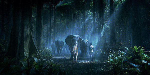 """""""The Legend of Tarzan"""" Partners with NGO to Save Forest Elephants"""
