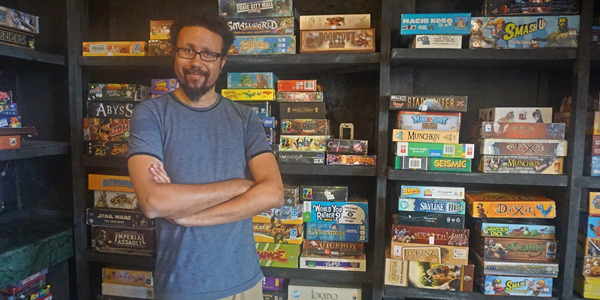 Read more about the article An Interview with Eric Lang, designer of tabletop games like A Game of Thrones, Blood Rage and more!