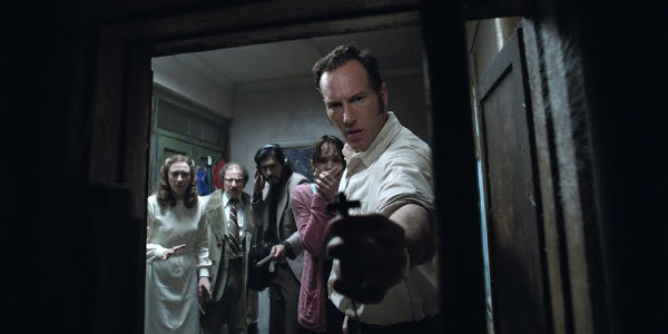 The Conjuring 2 Marks Patrick Wilson's 4th Film with James Wan