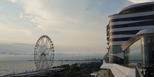 In Photos Luxury Hotel Conrad Manila Officially Opens To The Public Clickthecity Travel