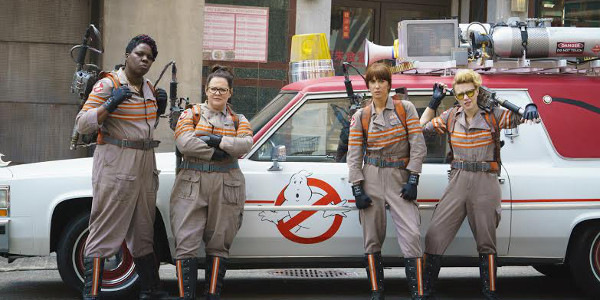 """New Team of """"Ghostbusters"""" Answers Call of the Haunted"""