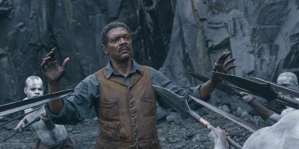 Samuel L. Jackson Plays Real-Life Unsung Hero in Legend of Tarzan