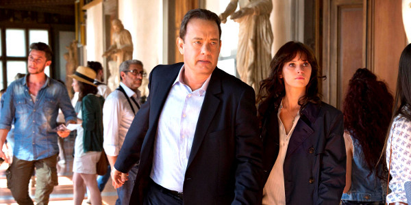 Hanks Must Stop Global Plague in New 'Inferno' Trailer