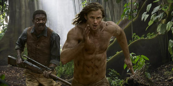 "Alexander Skarsgard, the Wild One in ""Legend of Tarzan"""