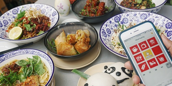 Privileges: P250 off on your Southeast Asian Feast at Pink Panda
