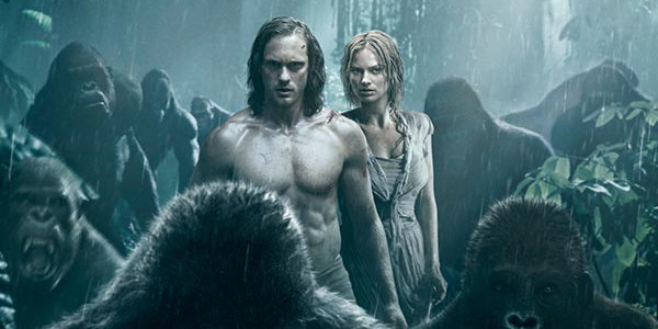 'The Legend of Tarzan' Only Takes Half Measures