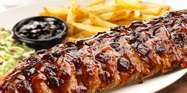 Ribs are 40% Off this 4th of July at TGIFridays!