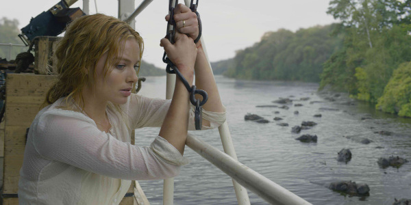 Margot Robbie Plays A Tougher Jane in 'The Legend of Tarzan'