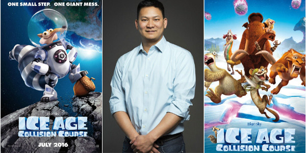 "Cebu-born Galen Tan Chu is co-director in ""Ice Age: Collision Course"""