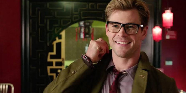 Ghostbusters Taps the Comedy Chops of Chris Hemsworth