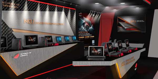 ASUS Republic of Gamers (ROG) To Open its First Ever Flagship Concept Store in the Country this July