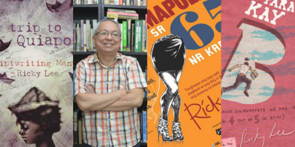 Read more about the article Ricky Lee to hold 15th film scriptwriting workshop