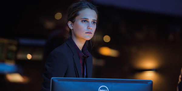 Alicia Vikander Vows to Bring In Rogue Agent Jason Bourne