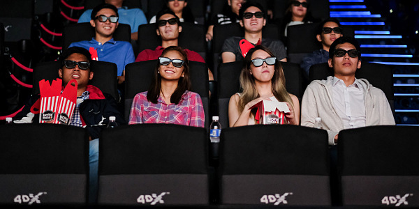 U.P. Town Center Katipunan Launches Cinemas with 4DX, Recliner Seats, and Dolby Atmos
