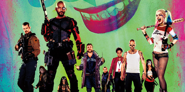 New Movies This Week: Suicide Squad, Bad Moms and Detective Conan: The Darkest Nightmare